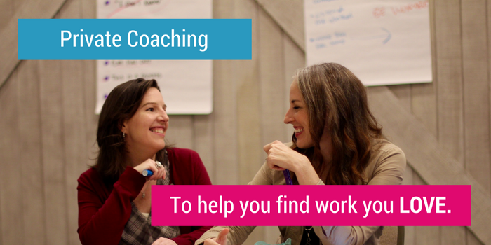 private career coaching
