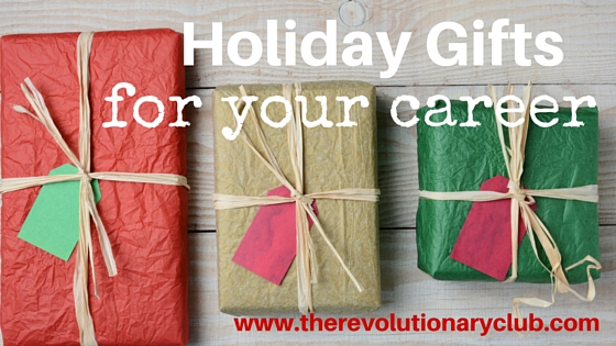 Holiday Gifts for your career