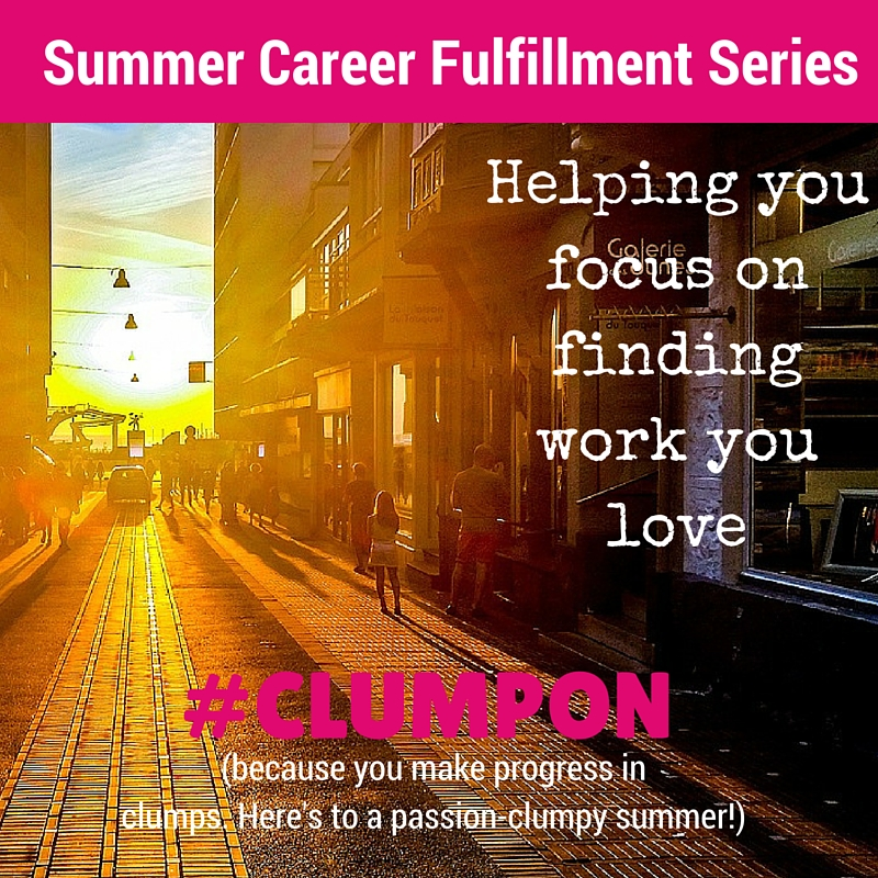 Summer Career Fulfillment Series