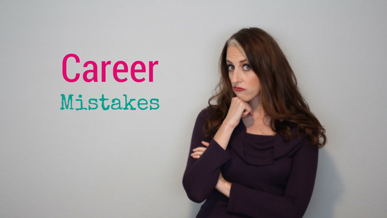 Big career mistakes that can hurt you